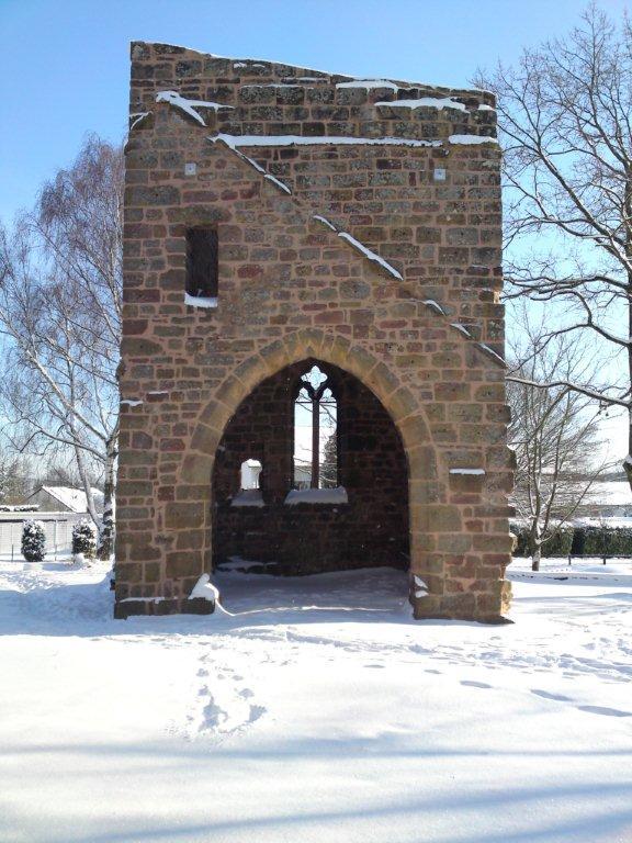 Türmchen im Winter_J_Rohrbacher